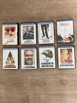 Colección Stanley Kubrick DVD