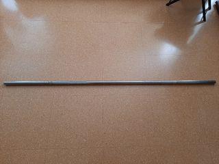 Barra 11 kg 1.80m trabajo fuerza