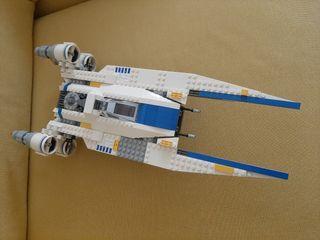 75155 U-Wing Lego Star Wars ya montado