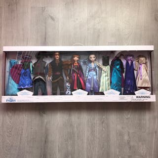 Set de regalo Frozen, Disney Store.