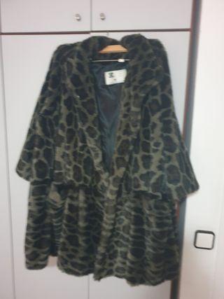 chaquetones abrigo