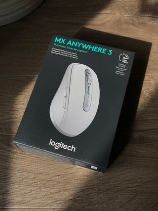 Ratón inalámbrico - Logitech MX Anywhere 3