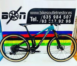 Bicicleta Berria Mako 9.1 nueva 2021