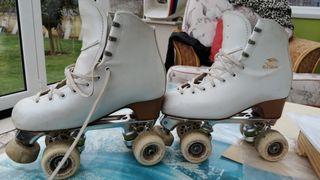 Patines patinaje artístico talla 245 BOIANI