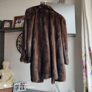 chaqueton de lomos de vison