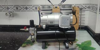compresor,de aerógrafo y pintu6