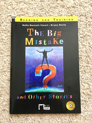 Libro inglés lectura B2 The Big Mistake