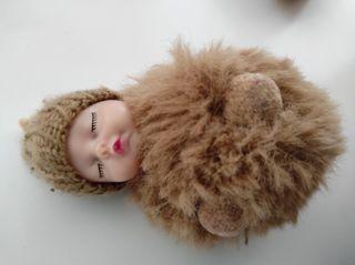 Muñeco bebé Anne Guedes