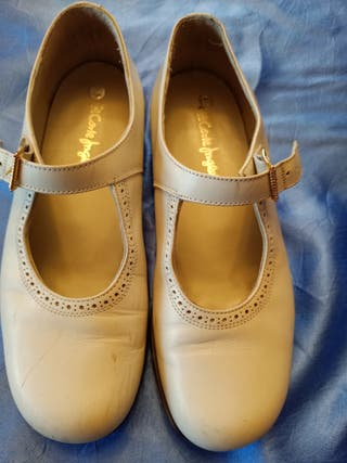 zapatos niña comunión talla 34