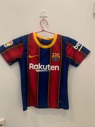Equipación Barça 2021 Nike