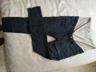 pantalon pitillo premama