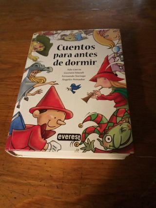 libro cuentos para antes de dormir