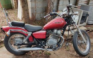 Despiece moto