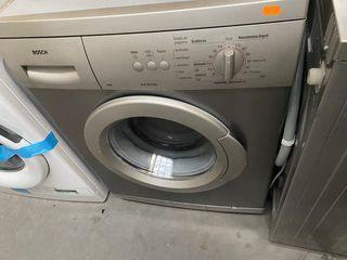 Lavadora Bosch 6 kg A+ acero inox