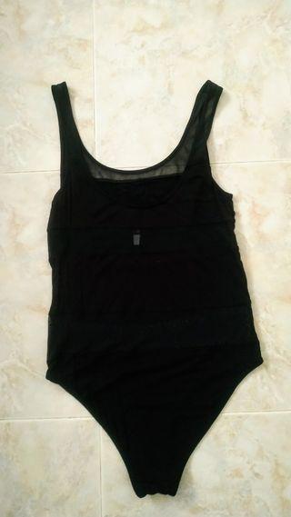Camiseta/ body de vestir para mujer