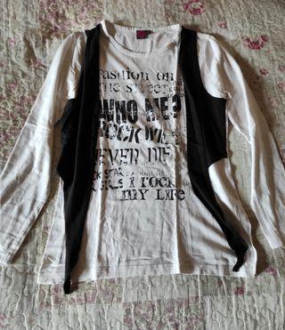 Camiseta niña/mujer