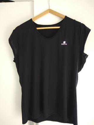 Camiseta deportiva mujer Domyos