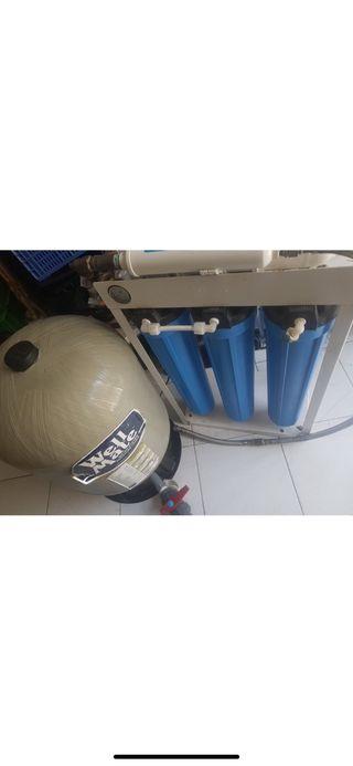 Filtros de agua profesional