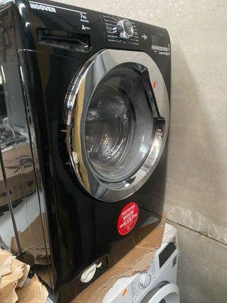 Lavadora Hoover 7 kg A+++ Negra