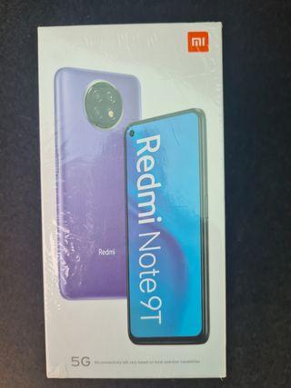 Redmi Note 9T + Mi Smart Band 5