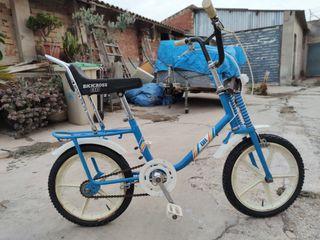 bici clásica BH Bicicross 16