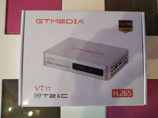 GTMEDIA V7 TT Decodificador TDT HD