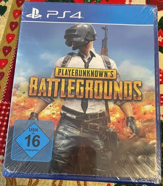 PUBG PS4