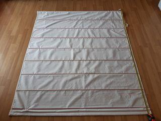 estor tela crudo 1.75 largo x 1.50 ancho