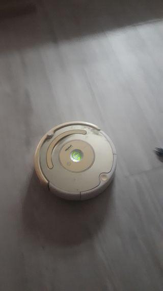 vendo robot aspirador roomba