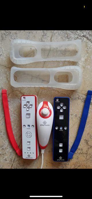 Mandos para la Wii