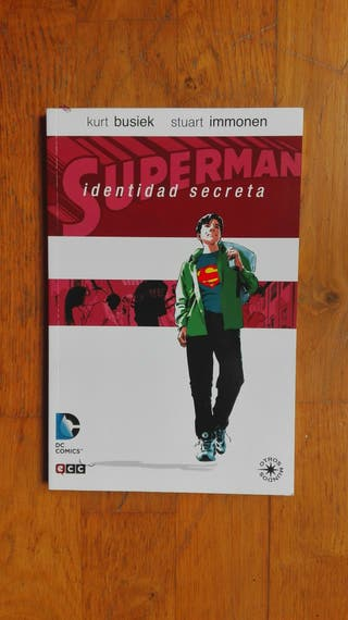 Cómic, Superman, Identidad Secreta ECC