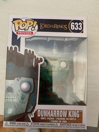 Funko pop rey de los muertos (Dunharrow king)