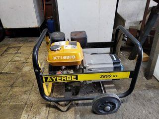 Generador de Corriente Ayerbe 3800KT.