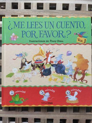 Libro cuentos infantiles