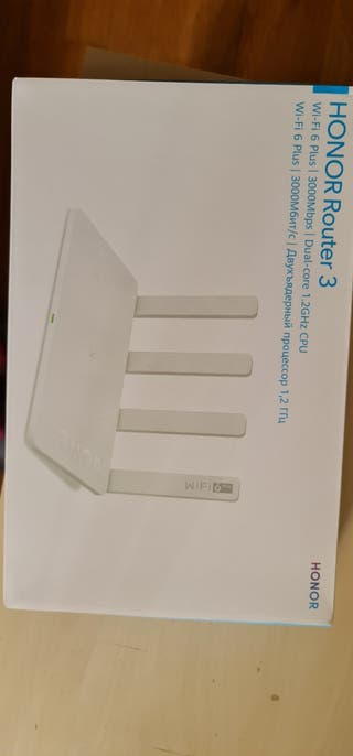 Router Wifi 6/ Repetidor Honor 3
