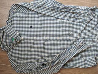 camisa Benetton