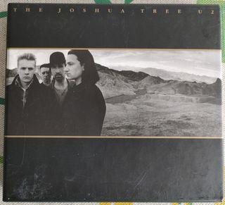 U2 THE JOSHUA TREE dos CD,