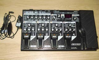 Multiefectos guitarra Boss ME-70