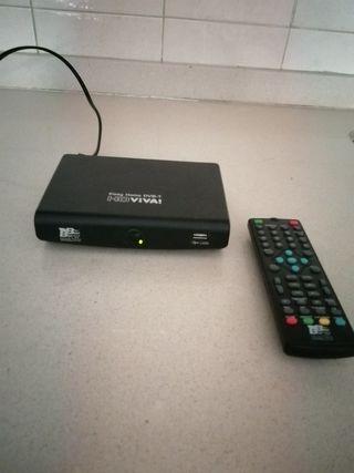 TDT HDMI USB NUEVO