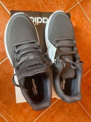 Zapatillas Adidas hombre, nuevos, talla 44 y 2/3