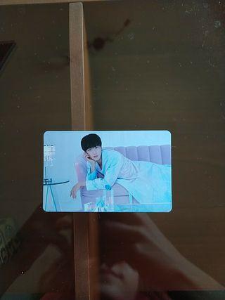 Photocard Jin