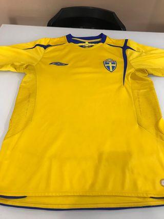 Camiseta Suecia talla M