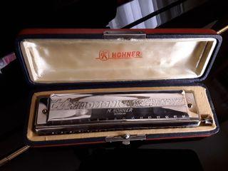 Armónica Hohner 64 Chromica 4 octavas