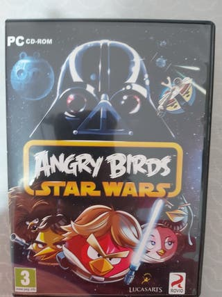 Juego pc Angry Birds