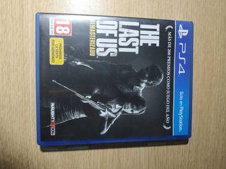 The Last of Us Remasterizado (PS4)