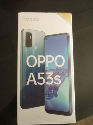 OPPO A53S a estrenar