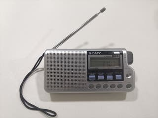 Radio digital Sony y 6cd Gran selección