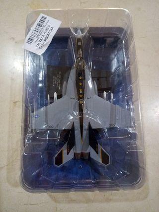 F/A - 18E SUPER HORNET AVIÓN DE COMBATE.