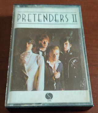 PRETENDERS II CINTA de CASSETTE ORIGINAL Rock