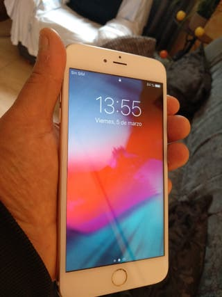 nuevo iPhone 6 plus 128GB nuevo